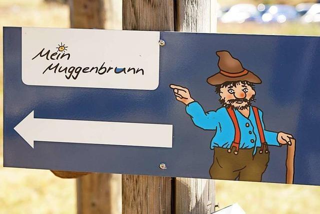 Der Erlebnis-Rundweg in Muggenbrunn erklärt Zusammenhänge