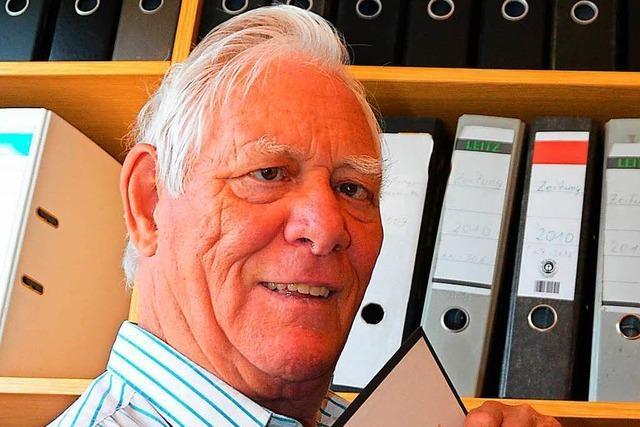 BZ-Mitarbeiter Albert Greiner ist tot – er schrieb mehr als 10.000 Texte
