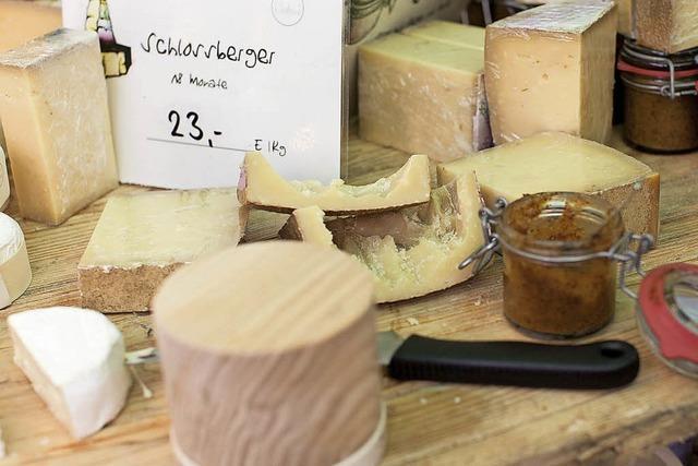 Tuniberger Käsemarkt geht in Runde neun