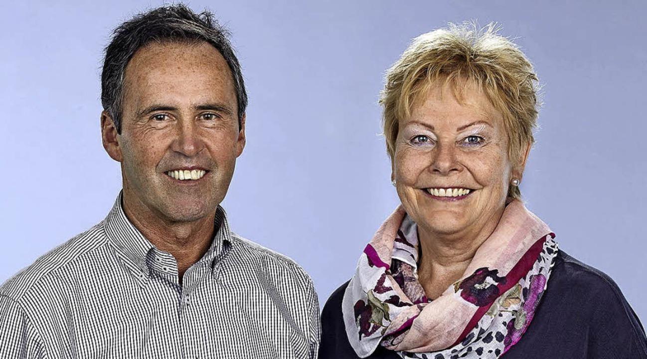 Die Inhaber Monika und Otmar Gutmann  | Foto: Pfefferle/Privat