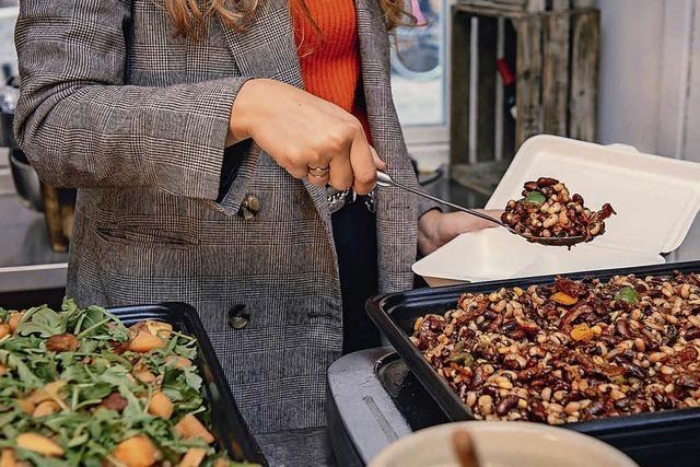 Lebensmittel retten per Smartphone