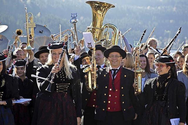 Blosmusik Feschtival kommt nach St. Blasien