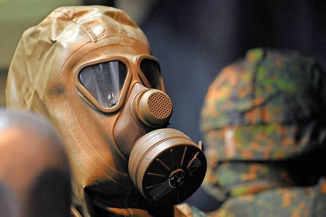 Große Nato-Übung zur ABC-Abwehr auch in Freiburg und Südbaden