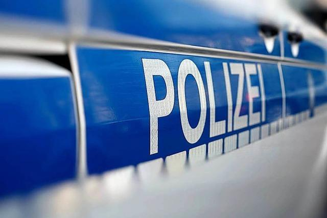Unfall bei Lörrach führt zu Vollsperrung der B 317