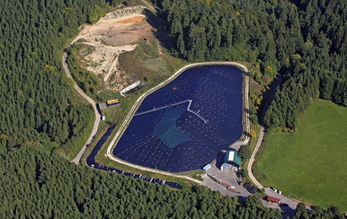 Auf dem Gelände der ehemaligen Kreismü...laganlage  für Bioabfälle einrichten.   | Foto: Erich Meyer