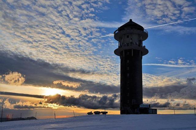 Soll der Feldbergturm nachts beleuchtet werden?