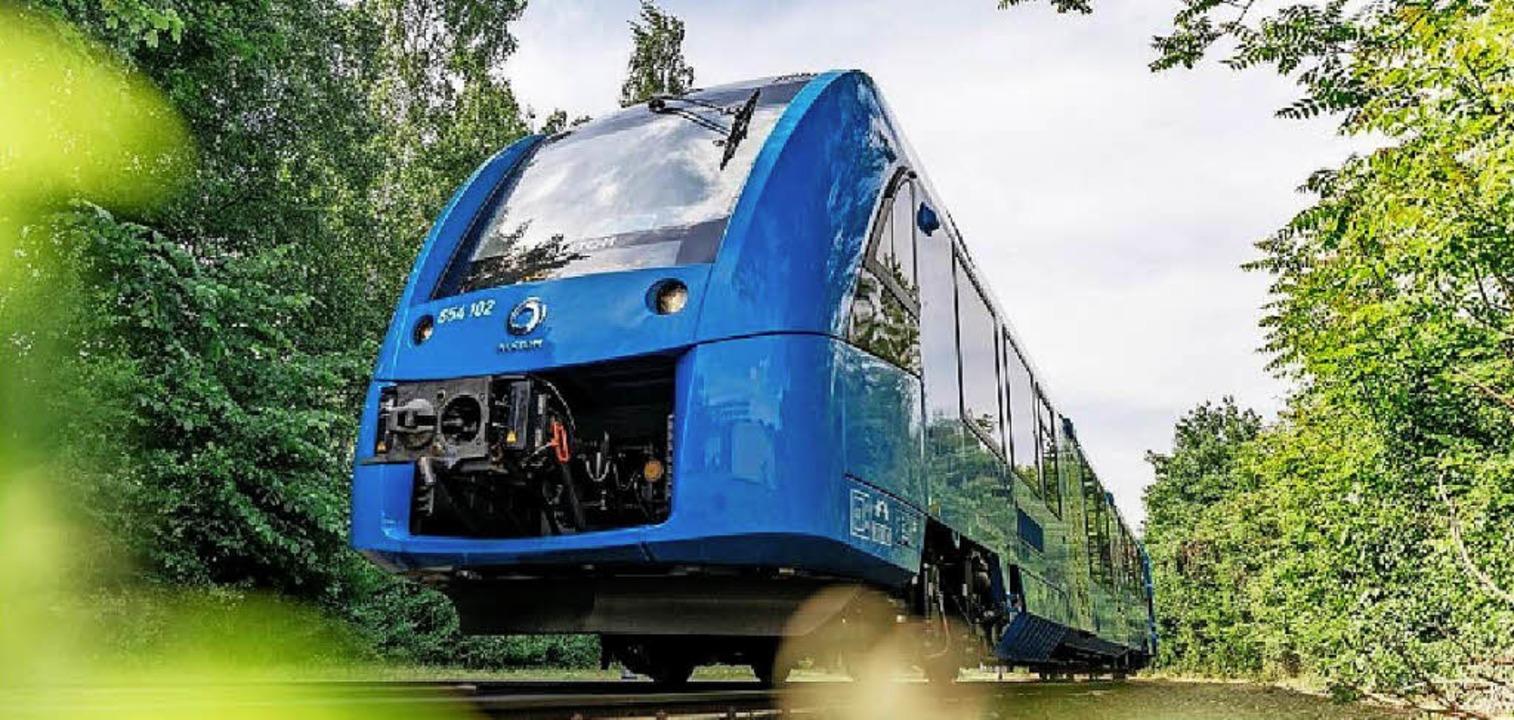 Ob mit Hybridzug oder konventionell &#...rtalbahn wäre in jedem Fall ein Gewinn  | Foto: ALSTOM