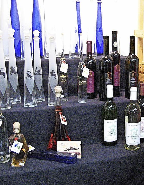 Das Weingut Asal, das seine Tropfen au...en präsentierte, ist bald Geschichte.   | Foto: Sedlak