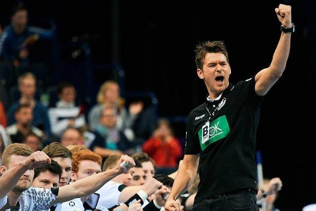 Deutsche Handballer fiebern der Heim-WM im Januar entgegen