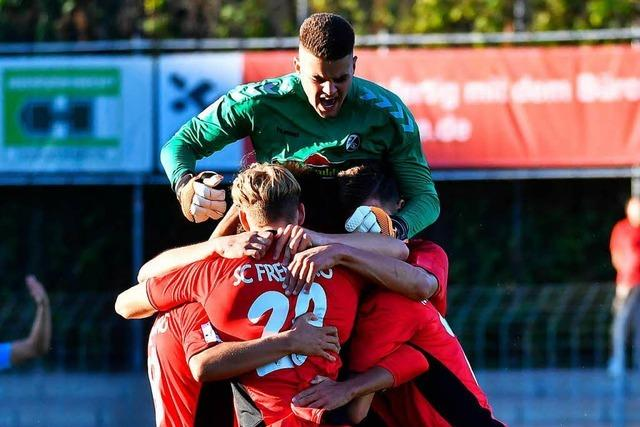 SC-Reserve besiegt Kickers Offenbach mit 2:1