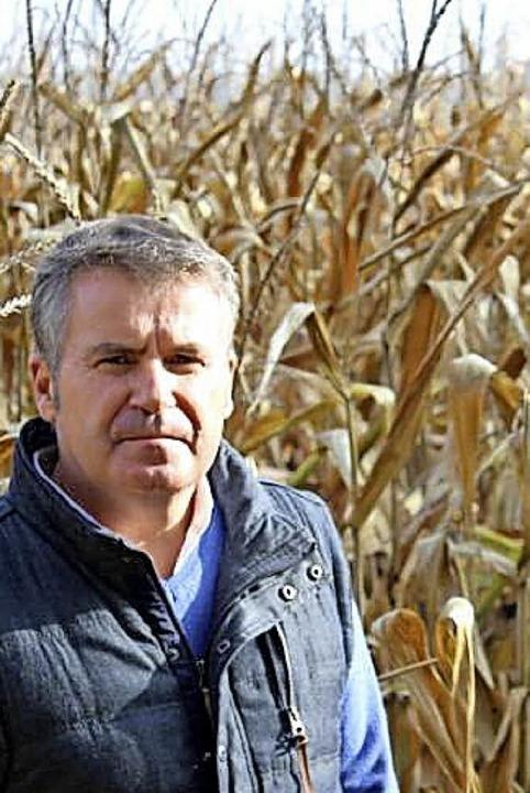 Macht Monsanto für seine Gesundheitsprobleme verantwortlich: Paul François   | Foto: Phyto-Victimes