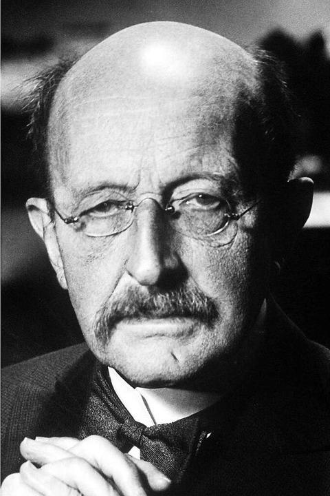 Max Planck (1858-1947)  | Foto: dpa