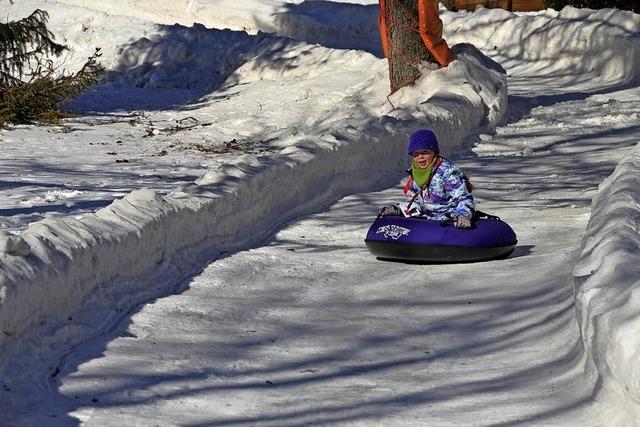 Das Wintersportkonzept steht