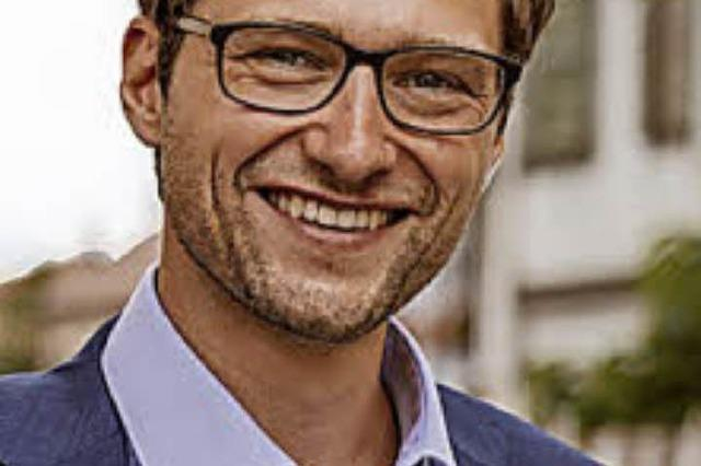 Diplom-Physiker Andreas Schmidt will Bürgermeister in Endingen werden