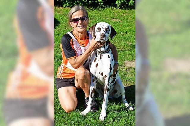 Leichtathletik mit dem Hund