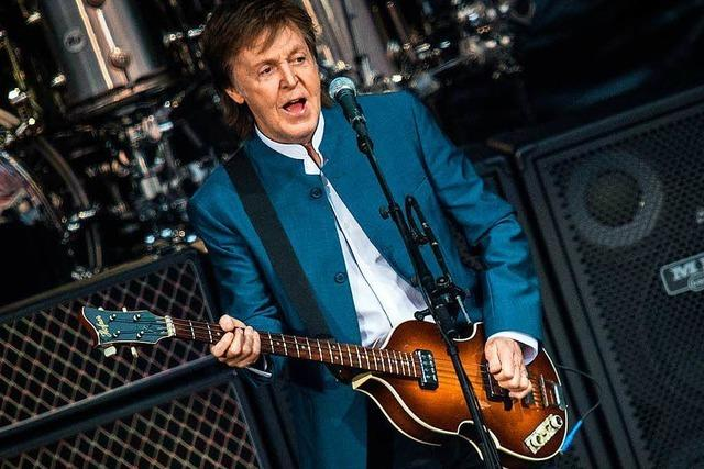 Würdevolles Konzeptalbum: Paul McCartneys