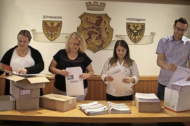 Bürgerentscheid: 4619 Unterlagen wurden verschickt