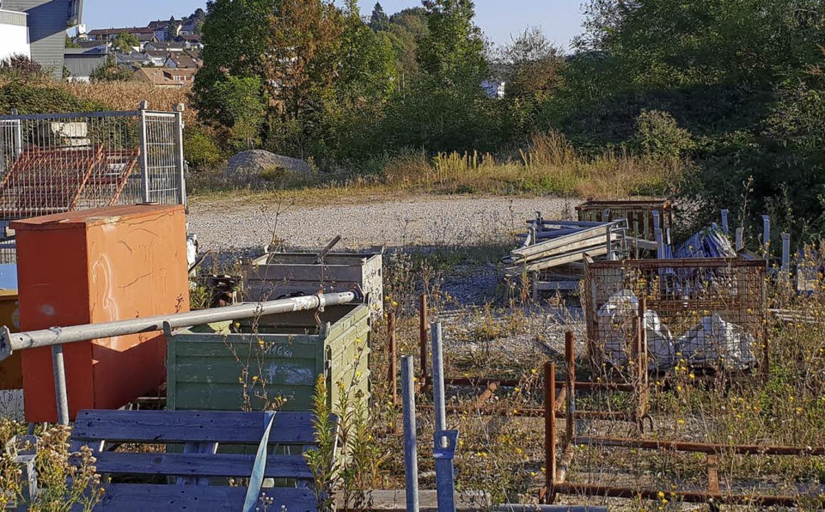 Gewerbegebiet Steinacker in Karsau   | Foto: Max Maier