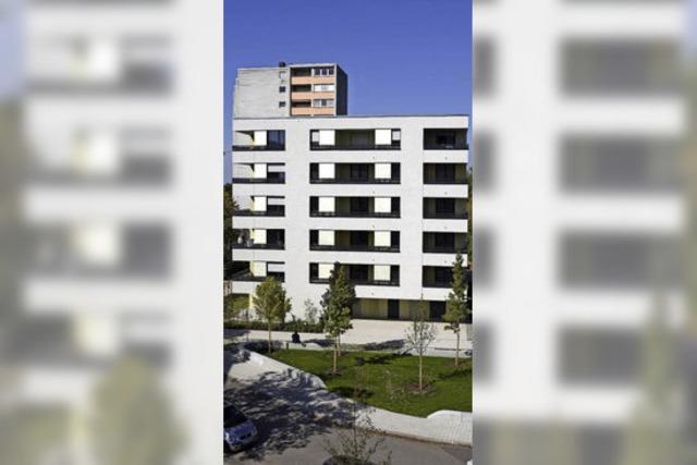 Bauen an der Belchenstraße