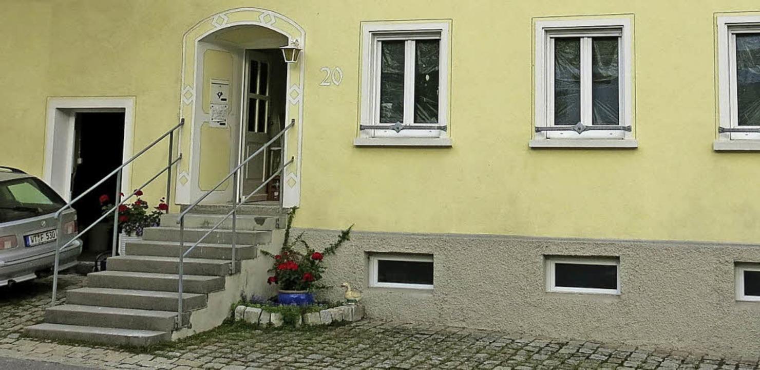 In der Tillostraße wohnte die Familie ... dass junge Menschen willkommen waren.  | Foto: Erhard   Morath