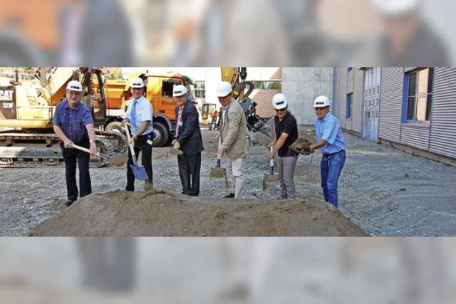 ARaymond schließt letzte Baulücke