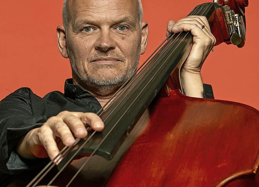 Am liebsten im Quartett: Lars Danielsson  | Foto: Jan Söderström