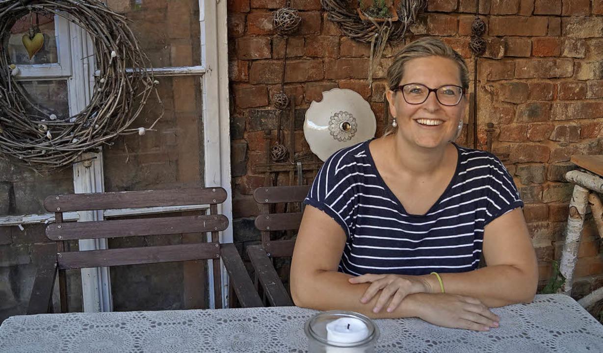 Selina Kornmeier  ist Initiatorin einer neuen Selbsthilfegruppe im Ortenaukreis.  | Foto: Christine Storck