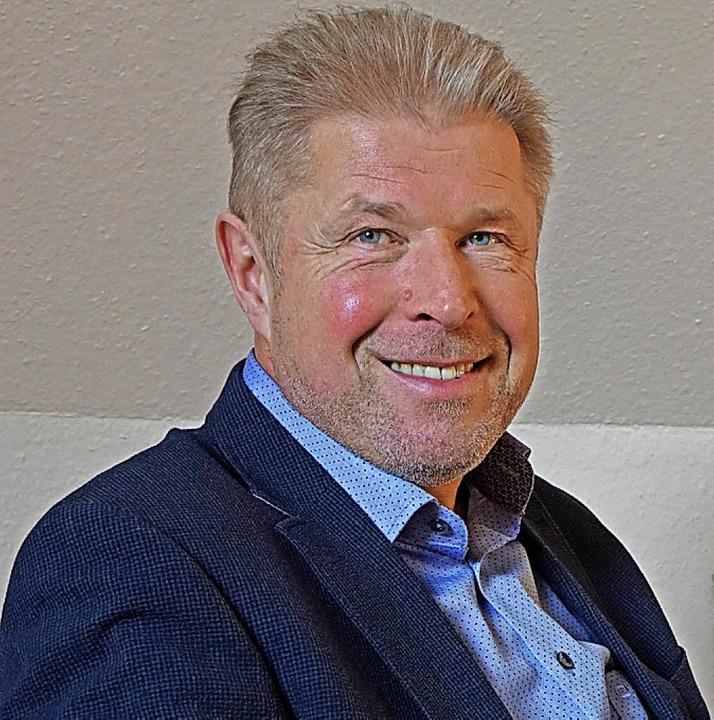 Wernfried Hübschmann, Begründer der Schopfheimer Mittwochsgesellschaft   | Foto: Roswitha Frey