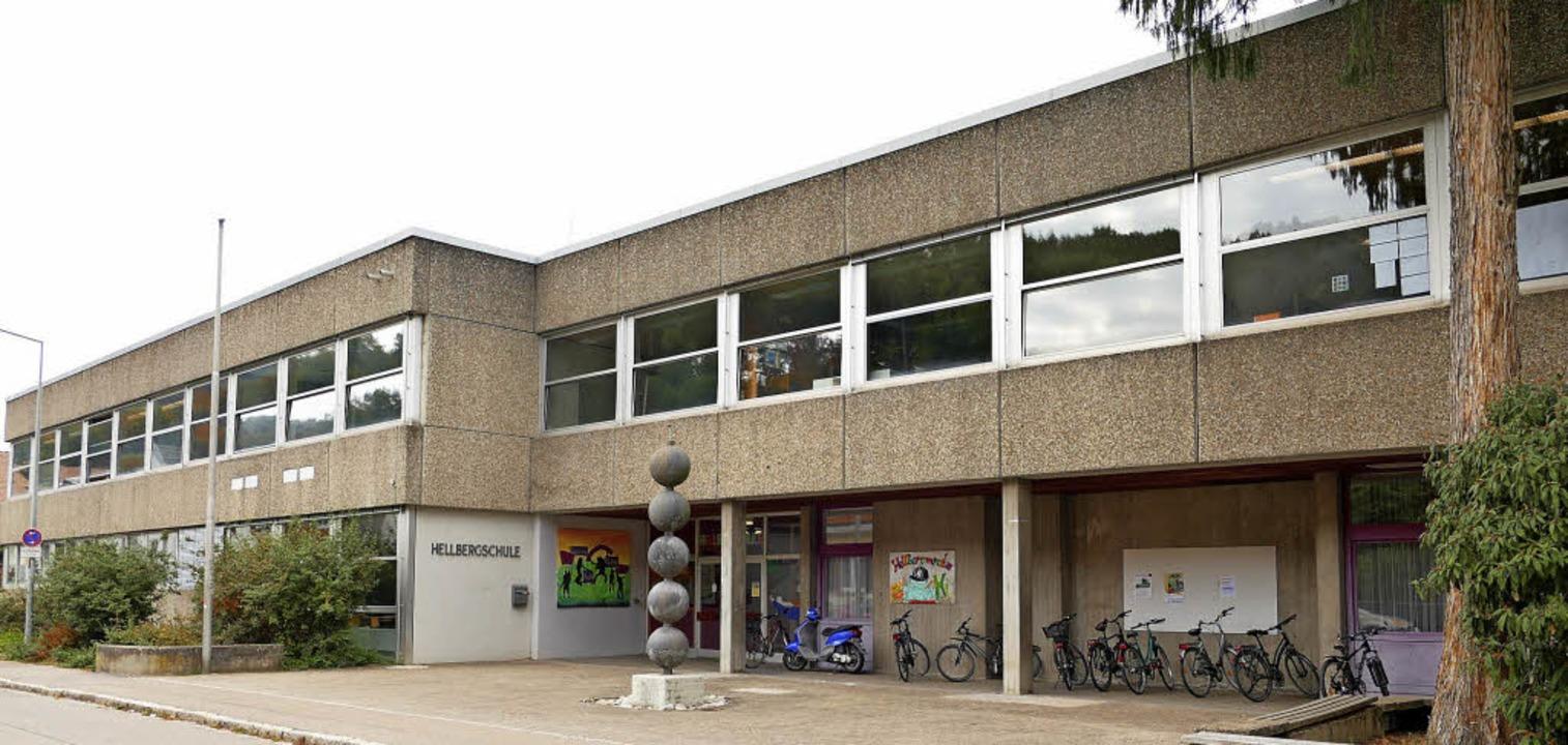 An der  Brombacher Hellbergschule würd...ne eine zweite Realschule einrichten.   | Foto: Hohenfeld