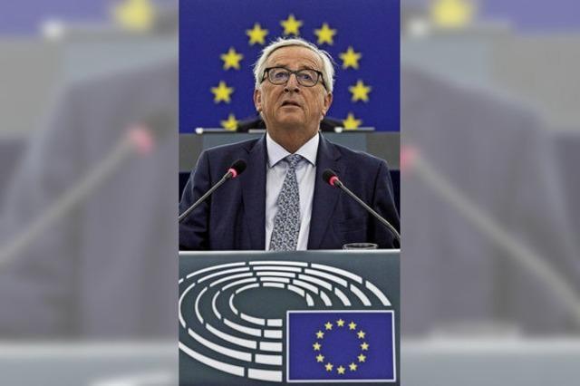 Juncker mahnt zur Einheit