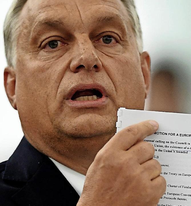 Viktor Orban   | Foto: AFP