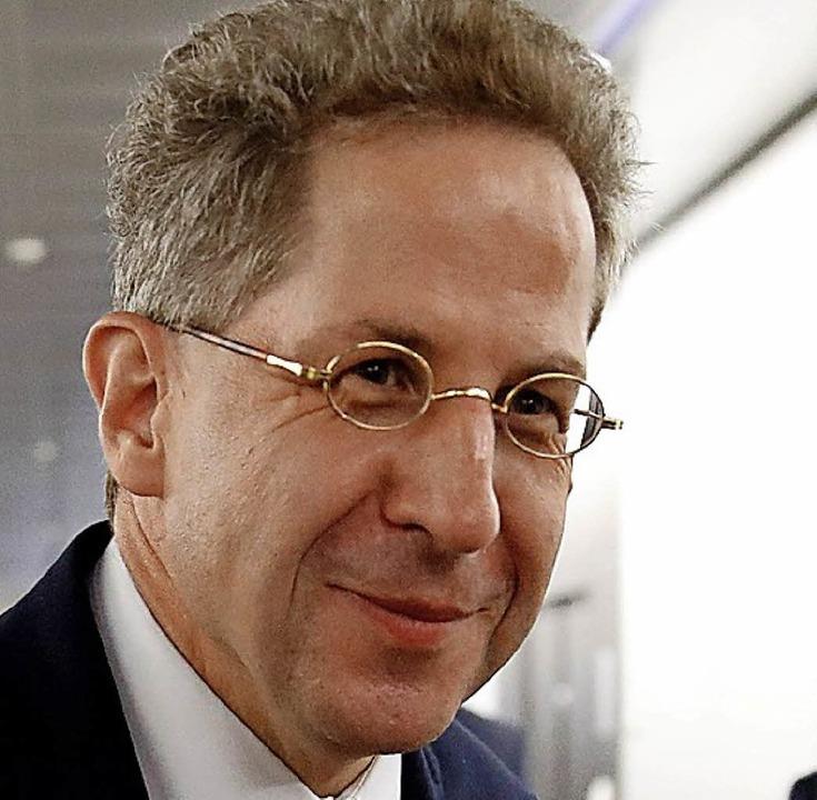 Hans-Georg Maaßen   | Foto: AFP