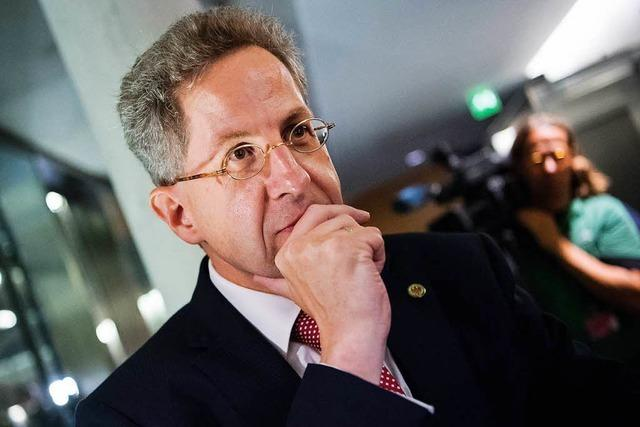 Seehofer hat entschieden: Verfassungsschutzchef Maaßen bleibt im Amt