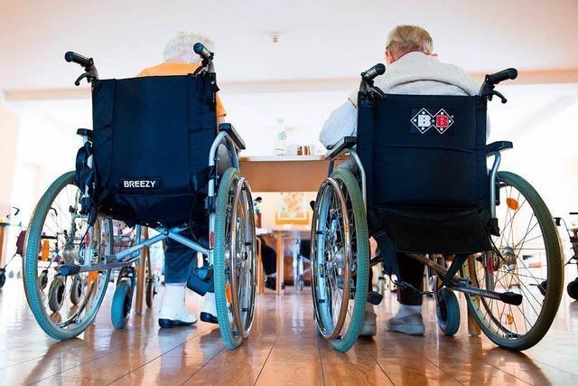 Professor der DHBW in Lörrach entwickelt selbstfahrende Rollstühle
