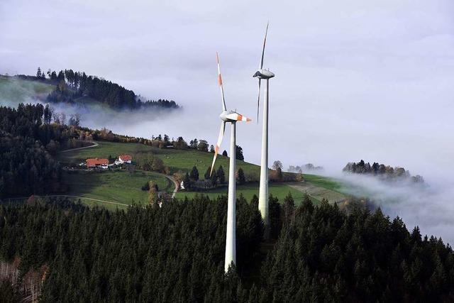 Gegen die geplanten Windräder auf dem Schauinsland formiert sich Widerstand