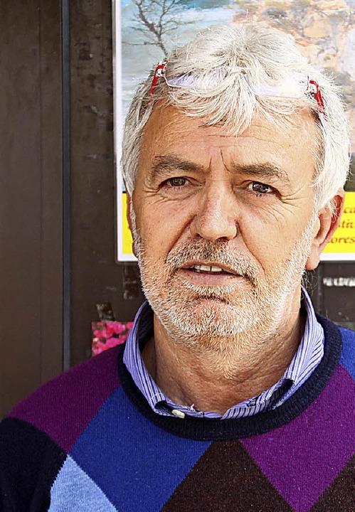Glaubte ans System: Lottoladenbesitzer Fernando de Nittis  | Foto: Stephan Brünjes
