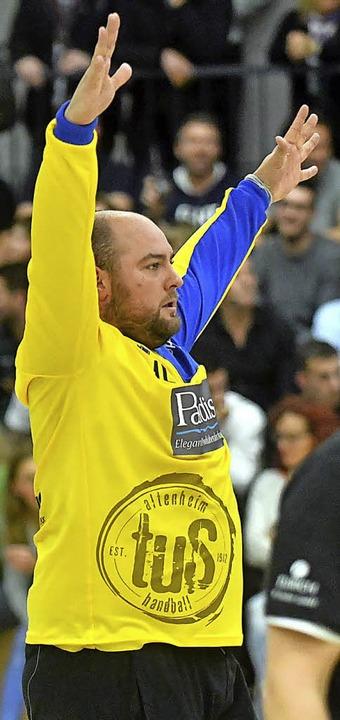 Torwart Philipp Grangé hat keine Zeit mehr für Handball.   | Foto:  wk