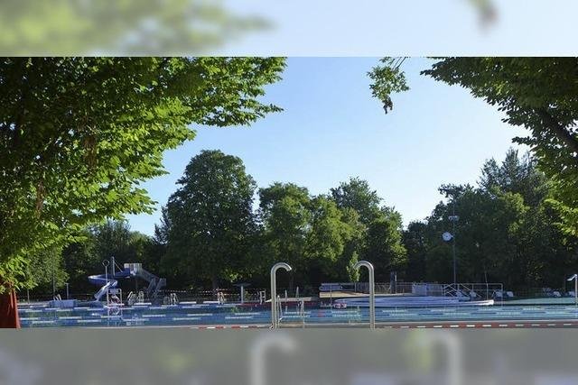 Freibad bleibt offen bis zum 23. September