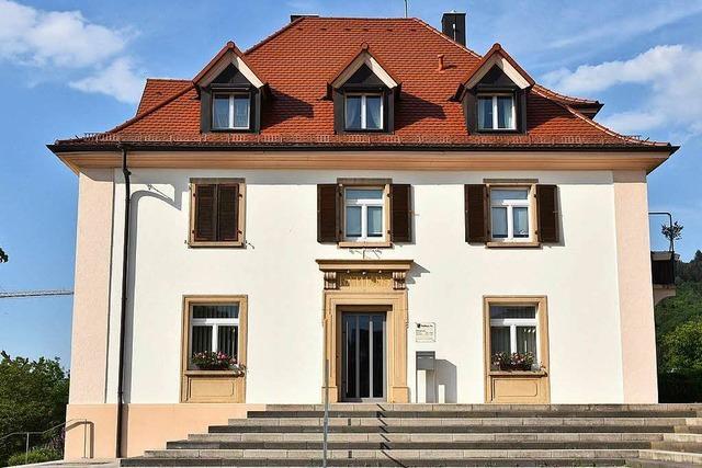 Jörg Kindel bald halb Bürgermeister von Au und halb von Wittnau