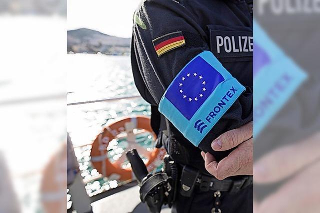 Neue Aufgaben für Frontex an EU-Grenze