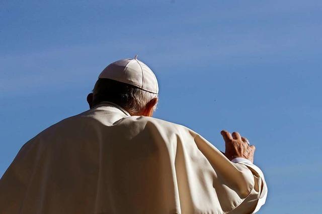Papst Franziskus ist angezählt