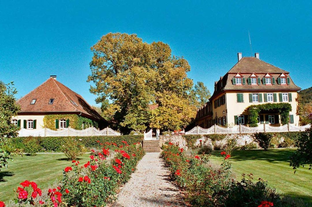 Bietet stilvolles Ambiente: Schloss Bollschweil  | Foto: Bogart