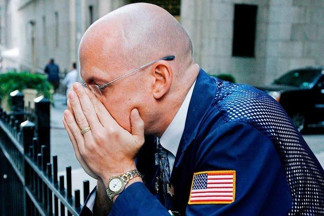 Zehn Jahre nach der Lehman-Pleite ist das Finanzsystem sicherer, aber Risiken bleiben