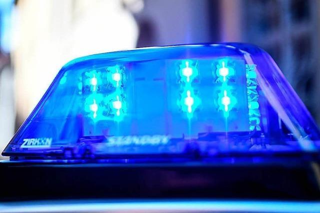 Bundespolizei verhaftet Mann am Bahnhof in Bad Säckingen