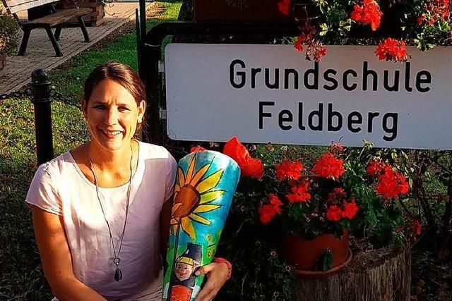 Wie haben Grundschulrektoren aus dem Schwarzwald ihre eigene Einschulung erlebt?