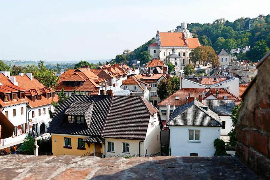 Ansichten aus Kazimierz Dolny, der polnischen Partnerstadt von Staufen (Foto: Hans-Peter Müller)