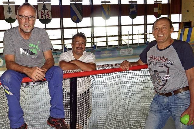Eishalle ist begehrtes Trainingsgelände
