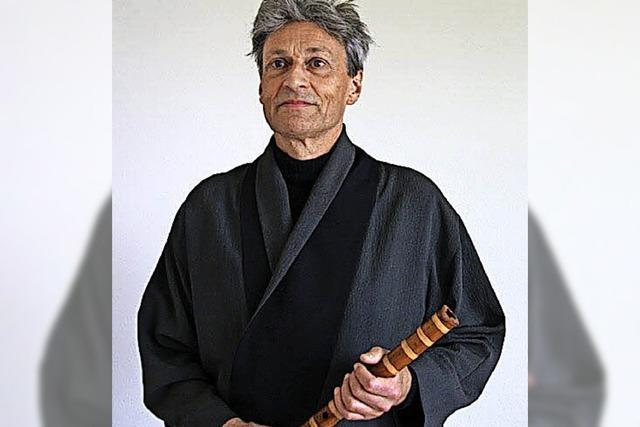 Bambusflötenkonzert im Waldhaus