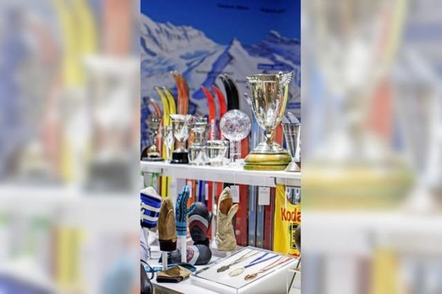 Sportmuseum ist finanziell am Ende