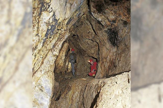 Bergbau entdecken